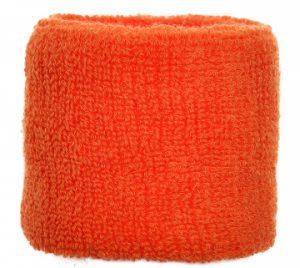 1519 pols zweetbandje oranje