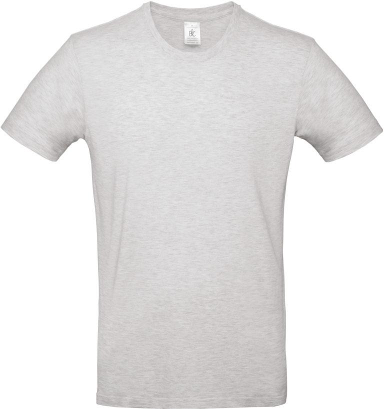 Exact 190 T-shirt B&C Asgrijs