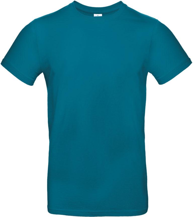 Exact 190 T-shirt B&C Divablauw