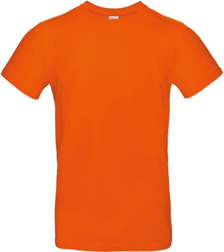 Exact 190 T-shirt B&C Orange