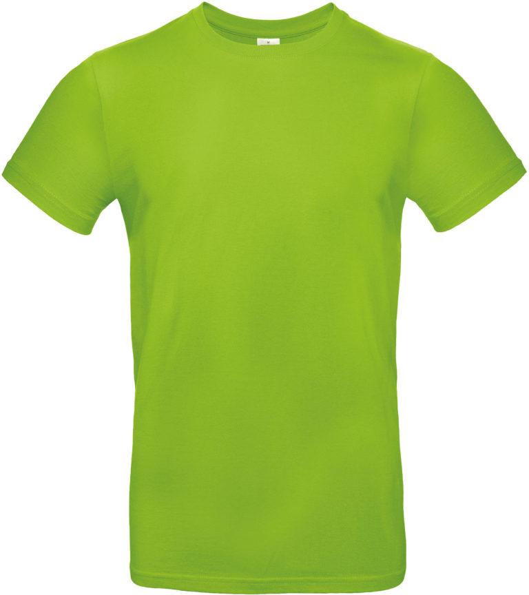 Exact 190 T-shirt B&C appelgroen