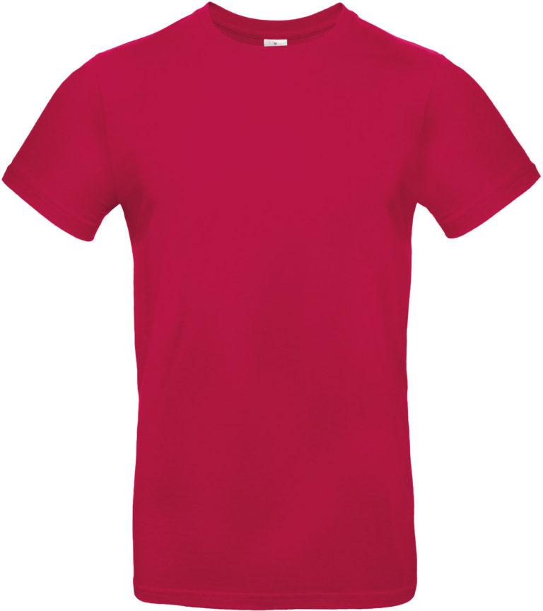 Exact 190 T-shirt B&C Fuchsia