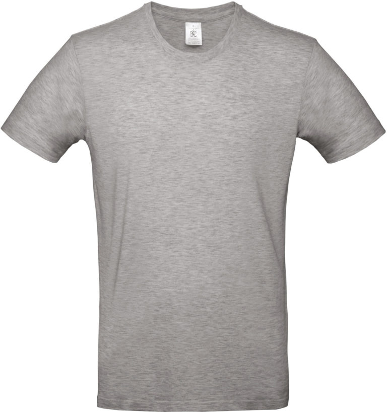 Exact 190 T-shirt B&C Sportgrijs