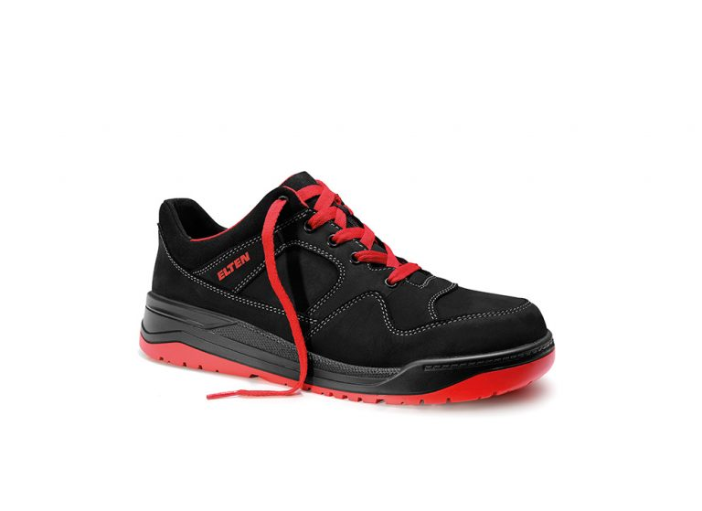 723391 Maverick Black-Red Low ESD S3 Elten