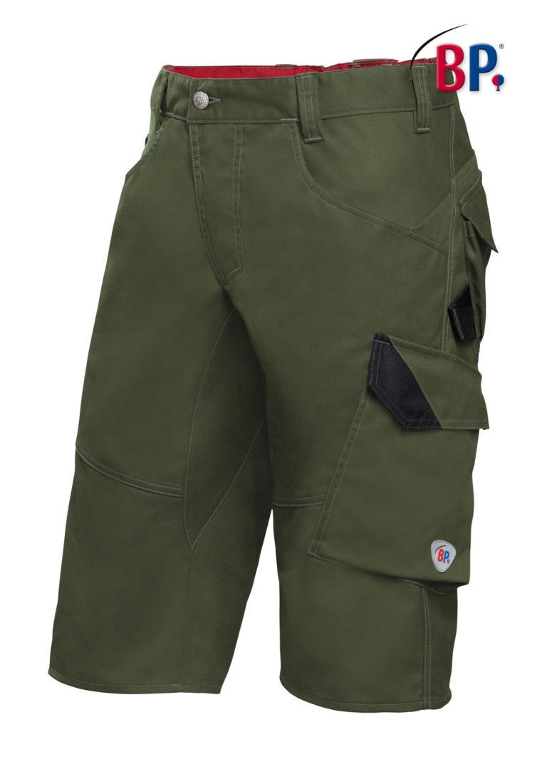 1993 Shorts BP 73 olijfgroen