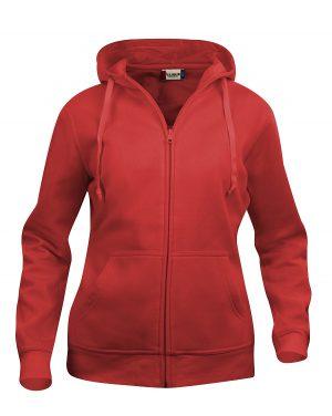 0021035 Clique Basic hoody dames