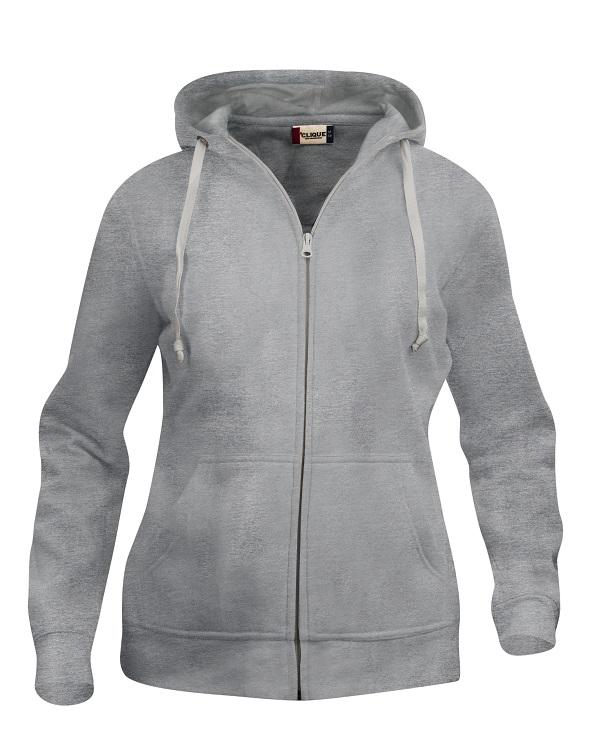 021035 Clique Basic hoody dames