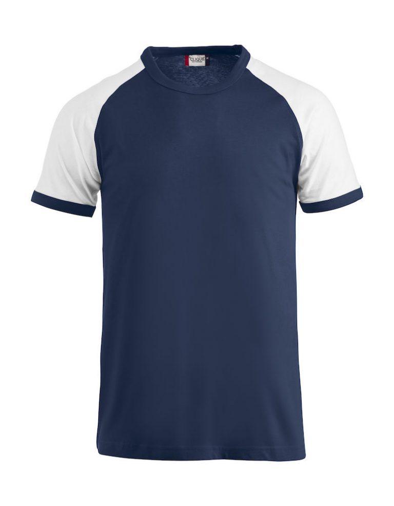 029326 Raglan T-shirt Clique