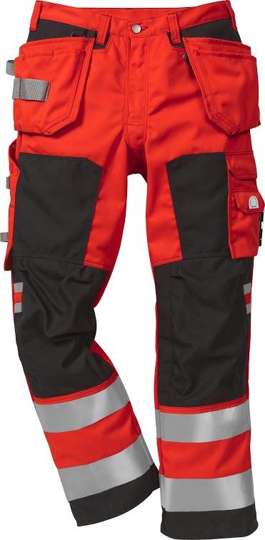100974-396 396 front 01 HI-VIS werkbroek