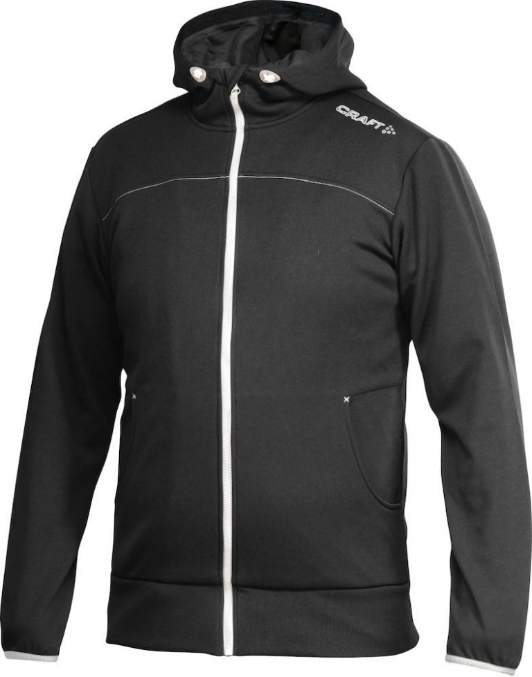 1901692 Leisure Full Zip Hood Men Craft
