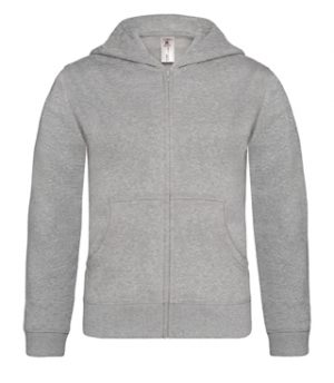 BC-647 Hooded Full Zip Men
