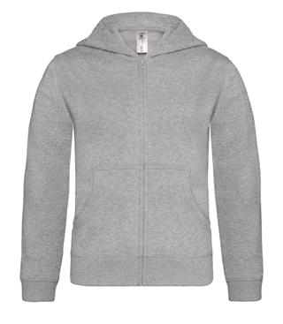 BC-647 Hooded Full Zip Men
