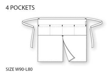 4-Pockets Chaud Devant