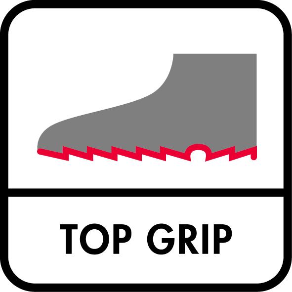 top grip