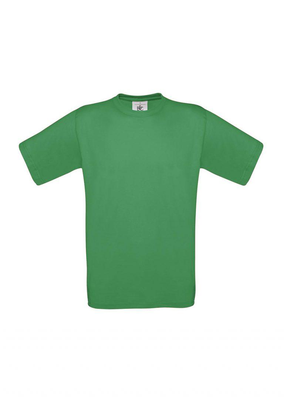 Exact 190 T-shirt B&C kelly green
