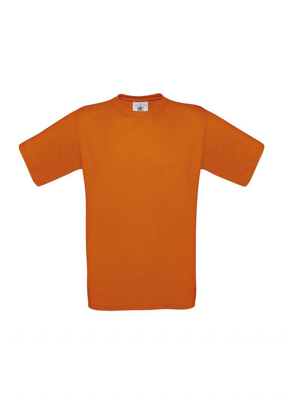Exact 190 T-shirt B&C oranje
