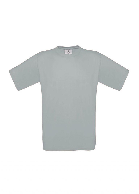 Exact 190 T-shirt B&C pacific grey