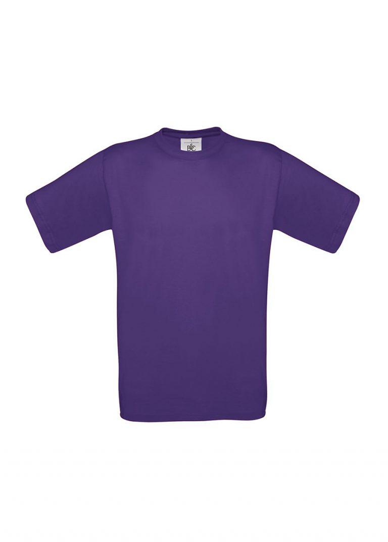 Exact 190 T-shirt B&C paars