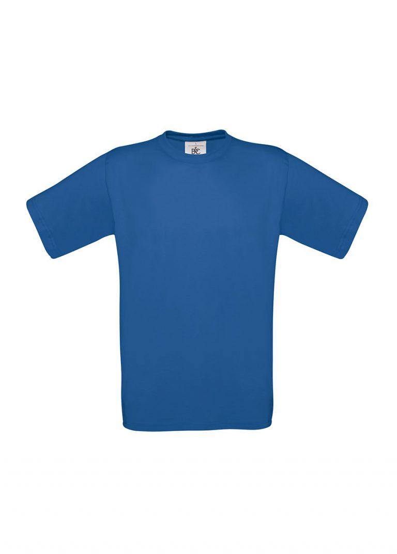 Exact 190 T-shirt B&C royal blue