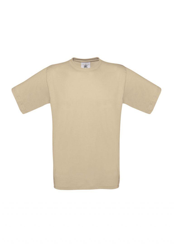 Exact 190 T-shirt B&C sand
