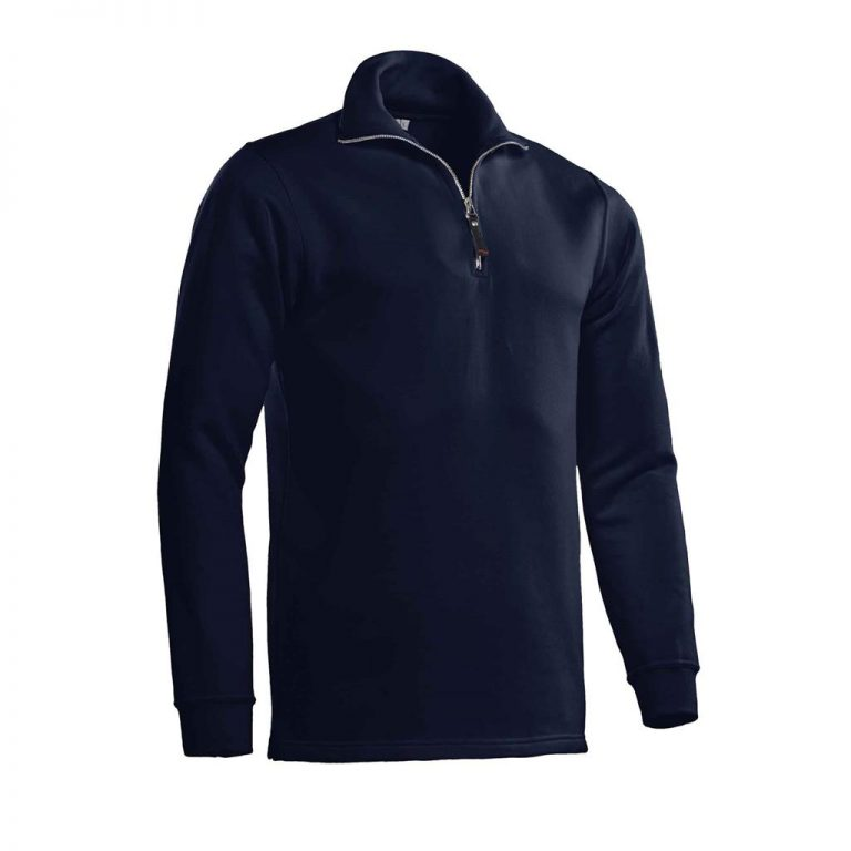 Alex Zipsweater Santino real navy