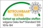 betrouwbaar textiel