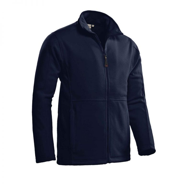 Bormio Fleecevest Santino real navy