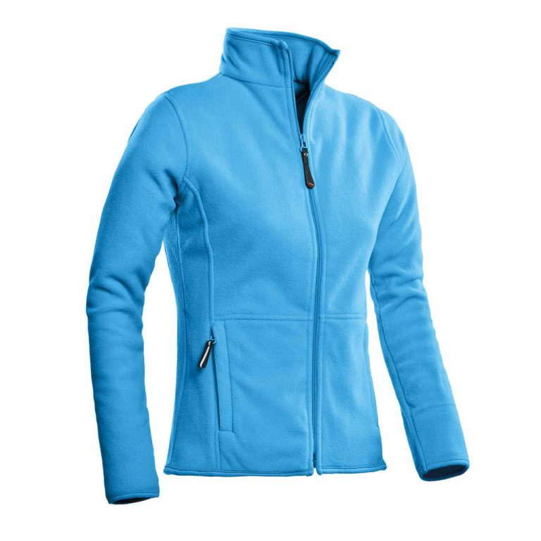 Bormio Fleece Vest Ladies Santino aqua