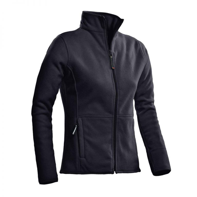 Bormio Fleece Vest Ladies Santino graphite