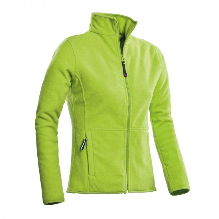 Bormio Fleece Vest Ladies Santino lime