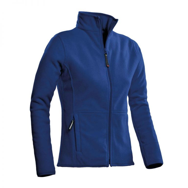 Bormio Fleece Vest Ladies Santino royal blue