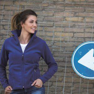 Bormio Fleece Vest Ladies Santino