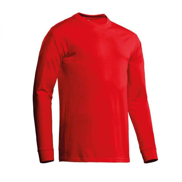 James T-shirt lange mouw Santino