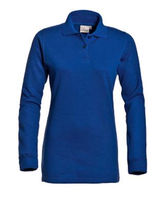 Rick Polosweater Ladies Santino royal blue