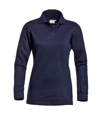 Rick Polosweater Ladies Santino real navy