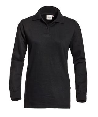 Rick Polosweater Ladies Santino zwart