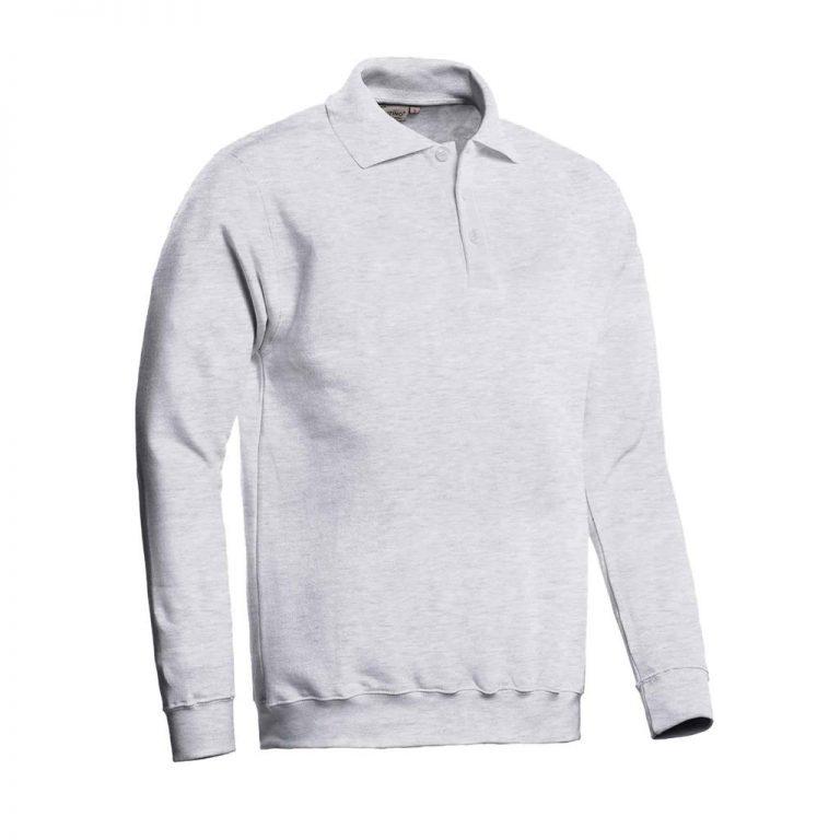 Robin Polosweater Santino ash