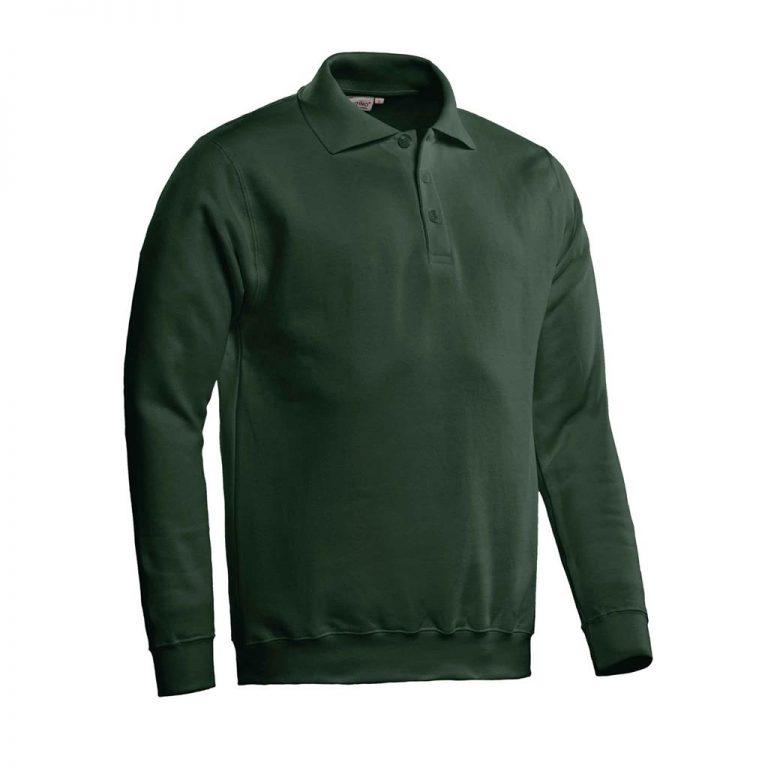 Robin Polosweater Santino d.groen