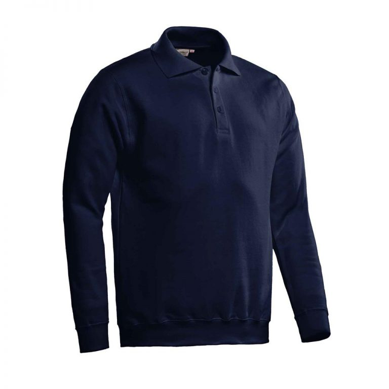 Robin Polosweater Santino real navy