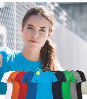 029341 T-shirt ladies Clique