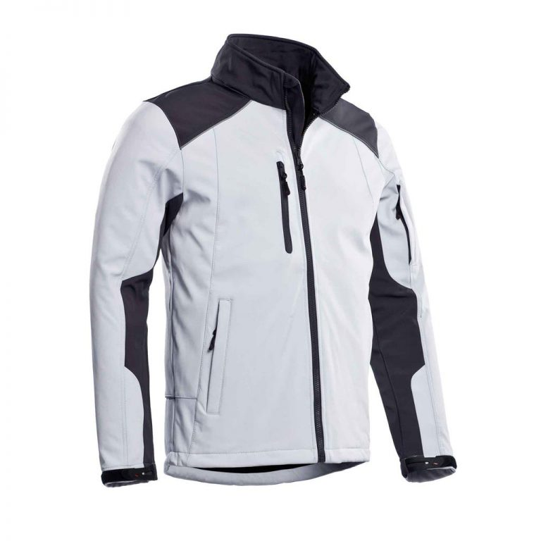 Tour Santino Softshell Jack 2-Color-Line