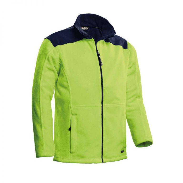 Trento Santino Fleece Jack 2-Color-Line