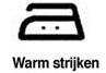 warm strijken