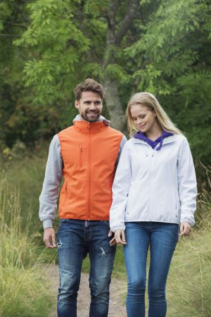 020915 Basic Softshell Jacket Ladies