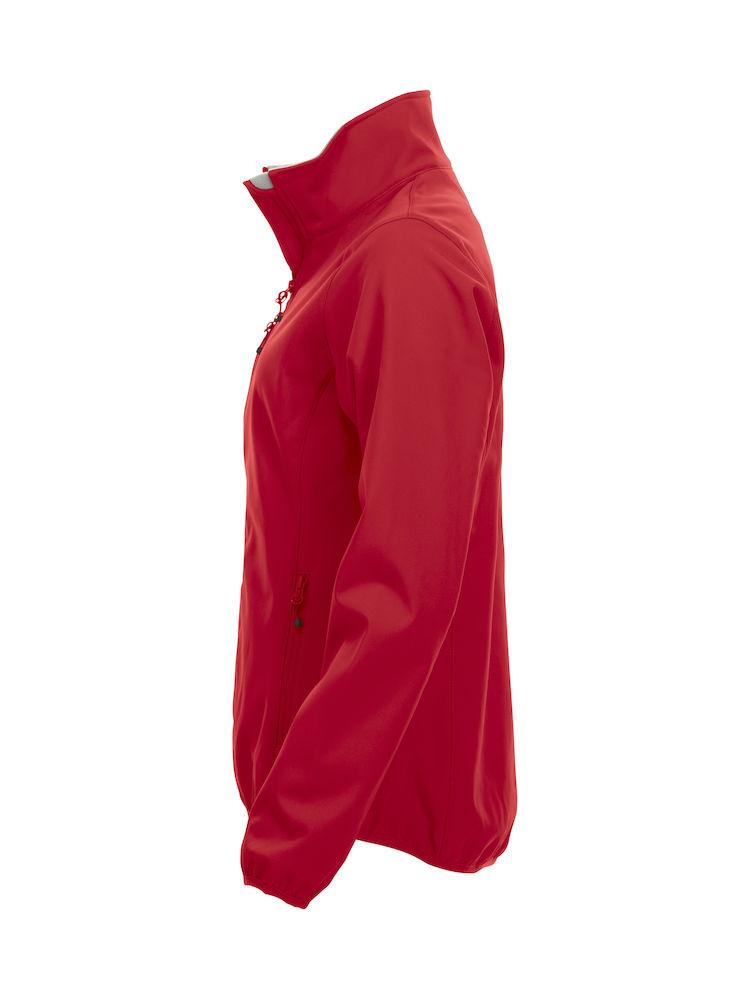 020915 Basic Softshell Jacket Ladies