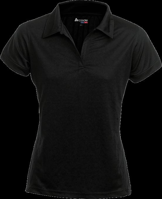 100216 Dames CoolPass Poloshirt Fristads