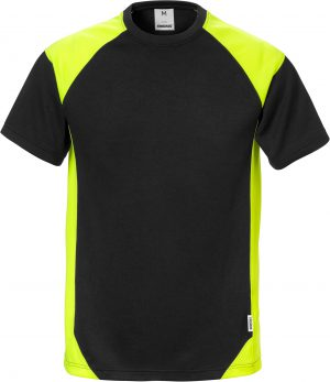 122396 Fristads T-Shirt 7046 THV 982