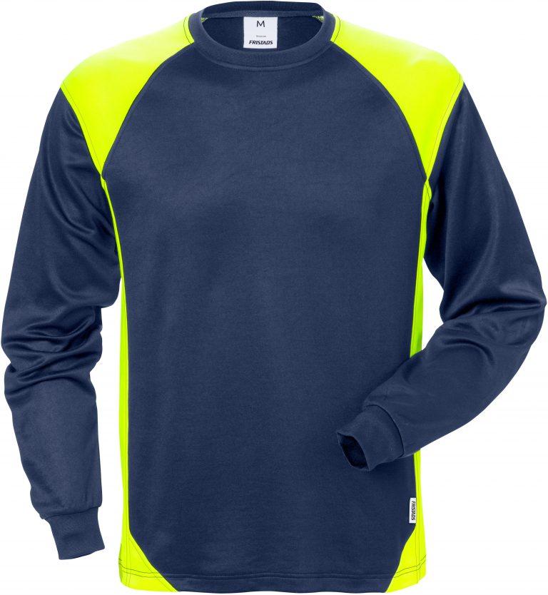 129025 Fristads T-shirt met lange mouwen 7071 THV 556
