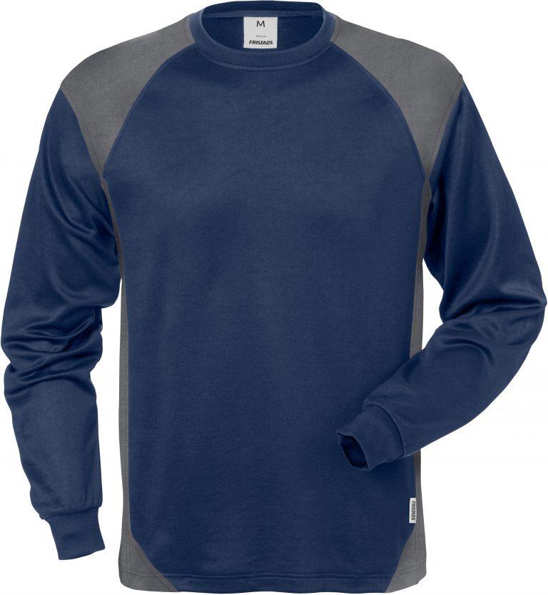129025 Fristads T-shirt met lange mouwen 7071 THV 586
