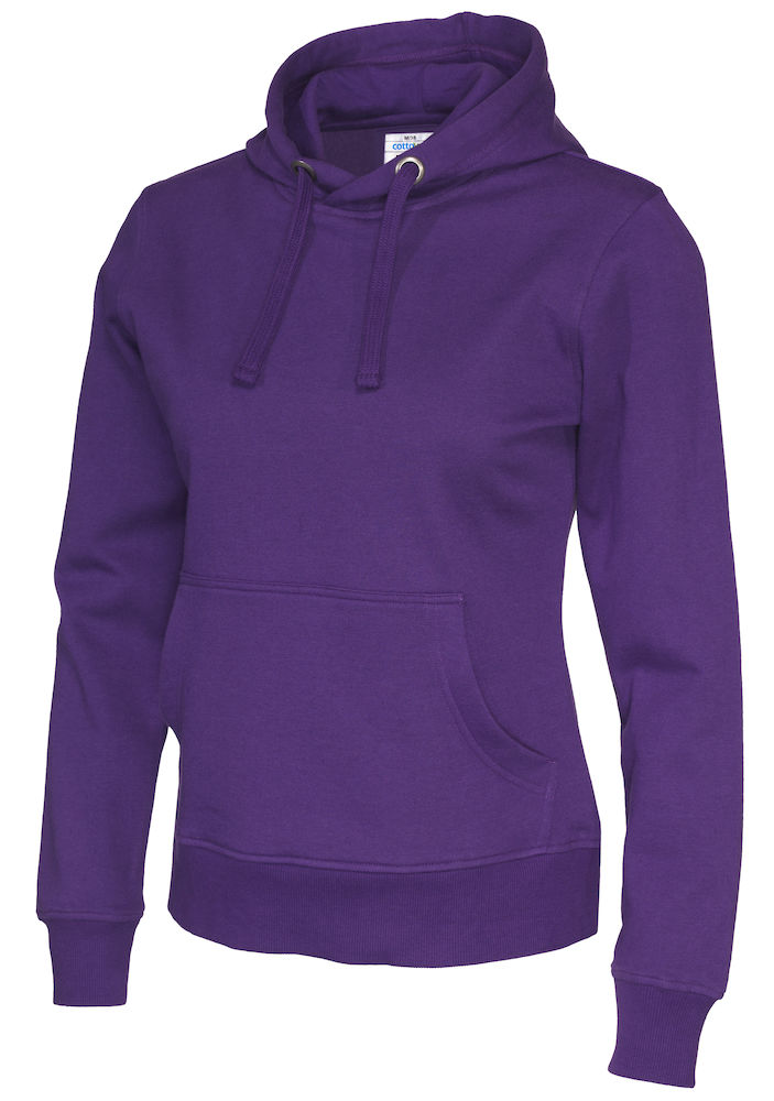 141001 CottoVer Hoody Lady purple